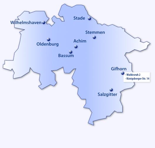 Standorte niedersachsen Continental Standorte